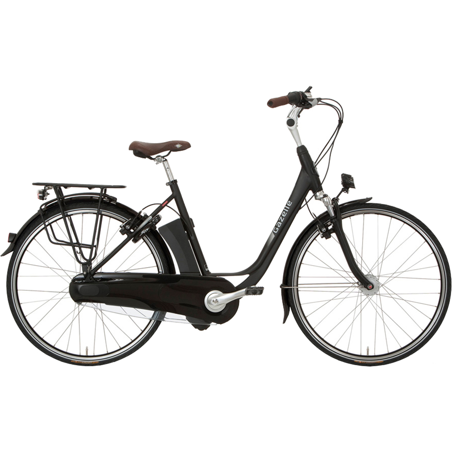 Gazelle E-bike med 7 gear